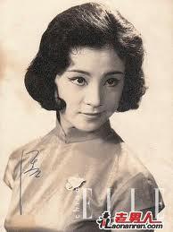 若い頃の江青