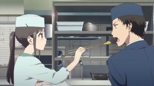 天ぷら味見