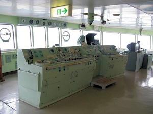 コンパス甲板