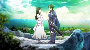 皇女と青騎士