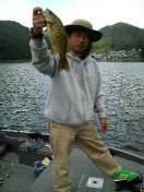 20101005 菅川にて 1匹目
