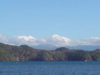 20101103 志賀高原雪景色