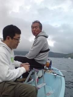 20111023 KZM ヒメマスデビュー