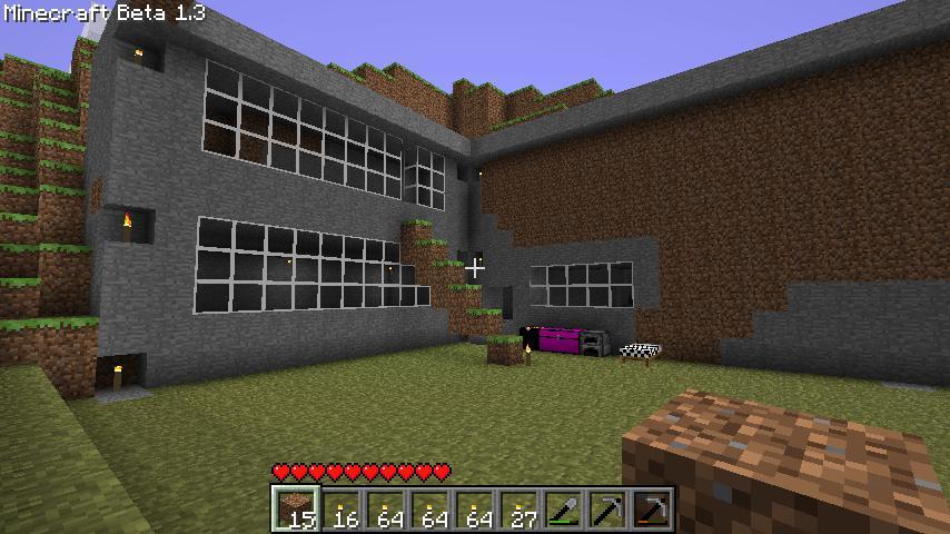 開拓途中の家 1