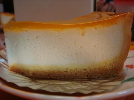 デリチュースチーズケーキ2