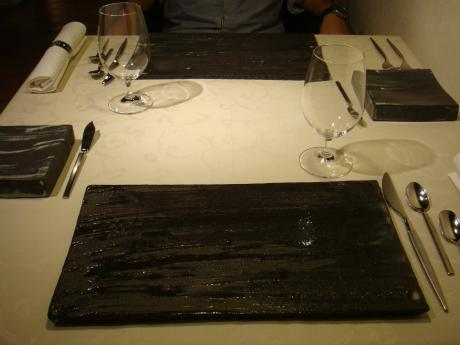 シェ小杉テーブル