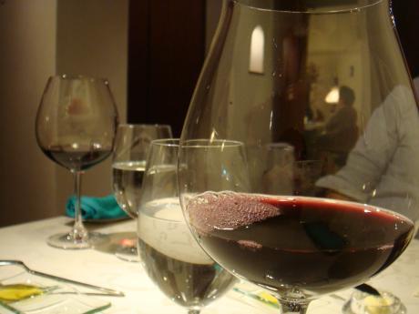 シェ小杉ワイン赤