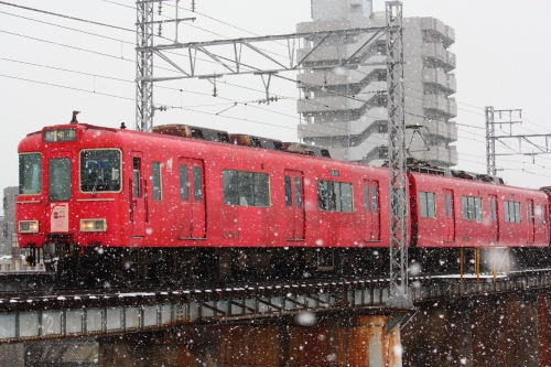 A6 矢田川にて