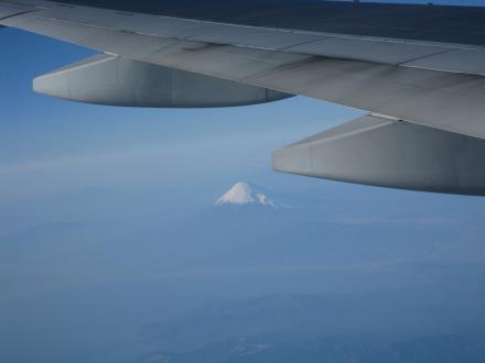 富士山フライト