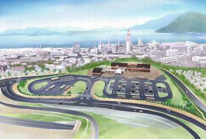 道の駅イメージ図