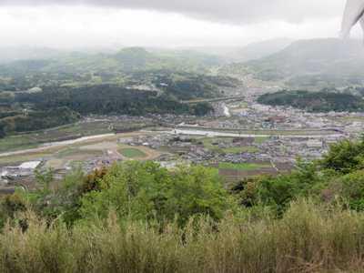 伐株山風景2