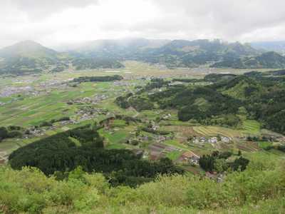 伐株山風景1