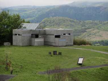 伐株山トイレ