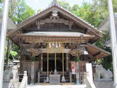 飯盛神社2