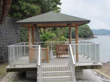 玄海海上温泉休憩室3