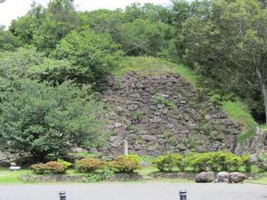 名護屋城石垣
