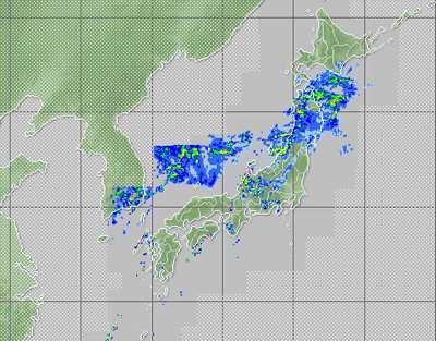 7_15朝の雨