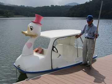 志高湖ボート2
