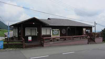ガンジー牧場ドッグカフェ