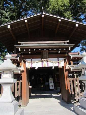 松原神社 6