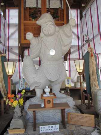 松原神社 2 恵比寿様
