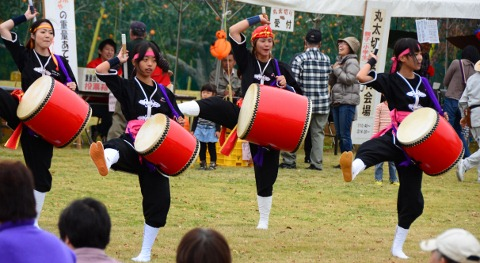 琉球舞踊 (2)