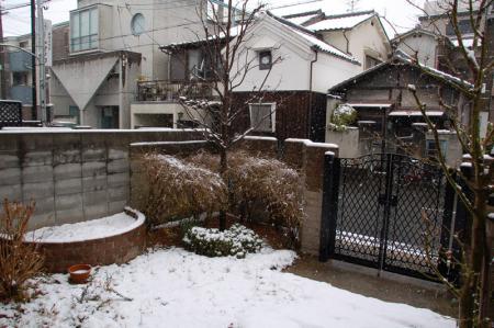 雪の大阪1