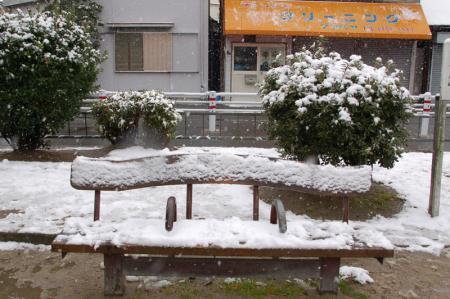 雪の大阪10