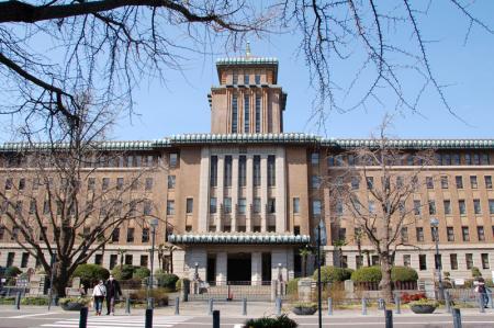 横浜県庁舎