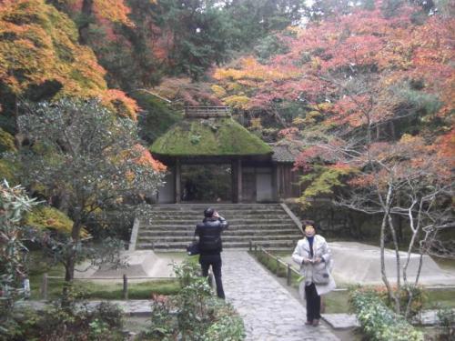 (1)法然院