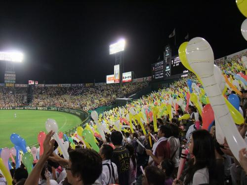 2010年9月甲子園