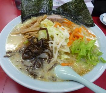 野菜ラーメン(塩)
