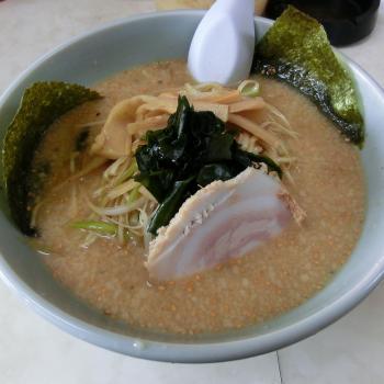 ネギ味噌ラーメン(バリカタ アブラ多め)