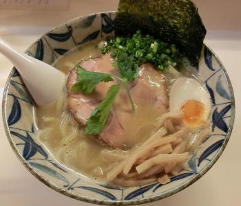 鶏白湯 丼