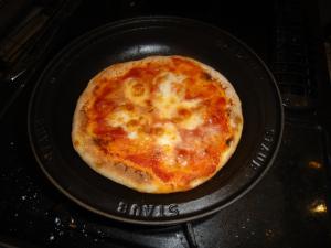 おいしいピッツァを焼こう!!