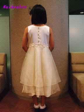 発表会のドレス2