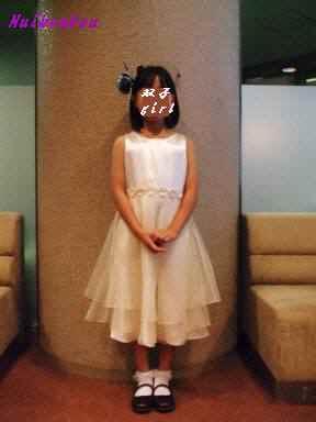 発表会のドレス1