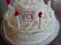 ナンフェア バースデーケーキ の帽子