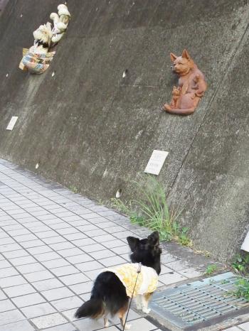 招き猫通り