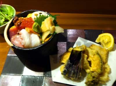 miniばら寿司
