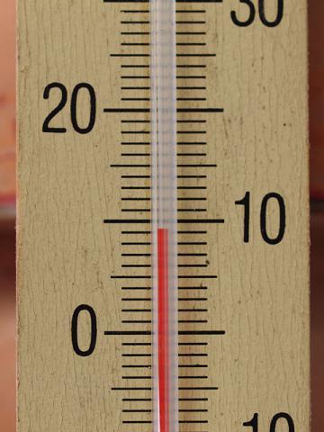 温度計110225
