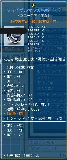 acD10I6L6A3D10I4 指輪