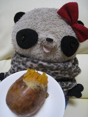 あまーい安納芋
