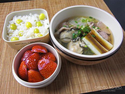 牡蠣と豚の白菜汁弁当01