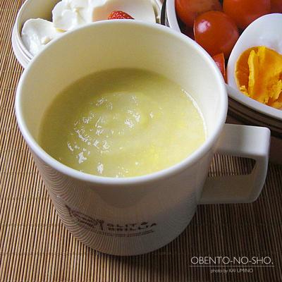 生姜焼きうどん&白菜のすり流し弁当03