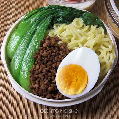 搾菜入り担々麺弁当03