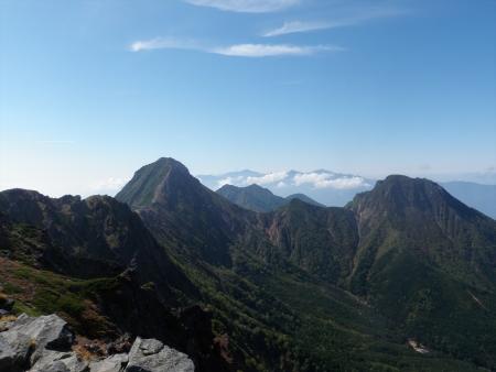 140923横岳・硫黄岳 (16)s