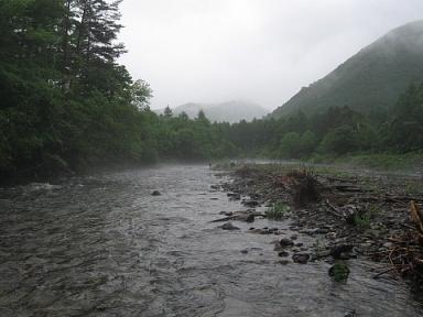 末川上流部
