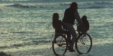 海 自転車