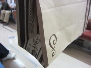 ファミリーマート紙袋